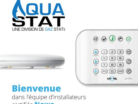 Nowa et Aquastats