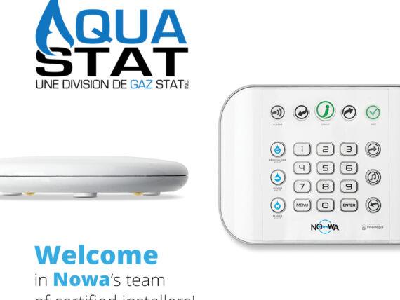 AquaStat et Nowa