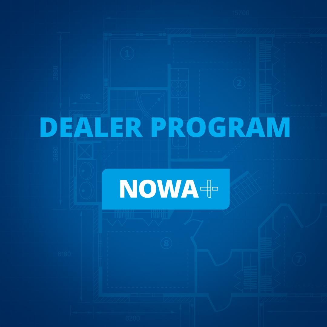 nowa + dealer program