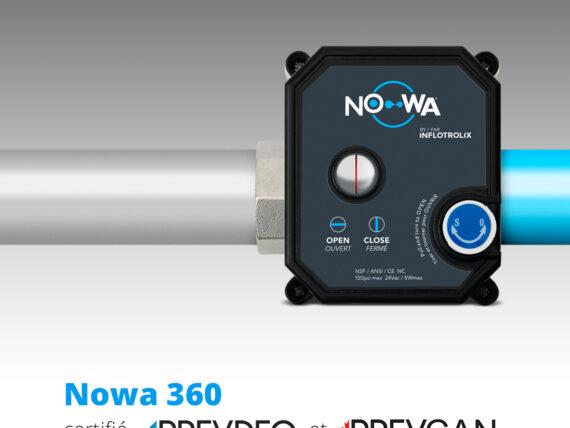 nowa 360 certified